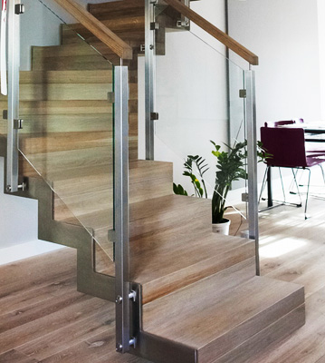 services-schody